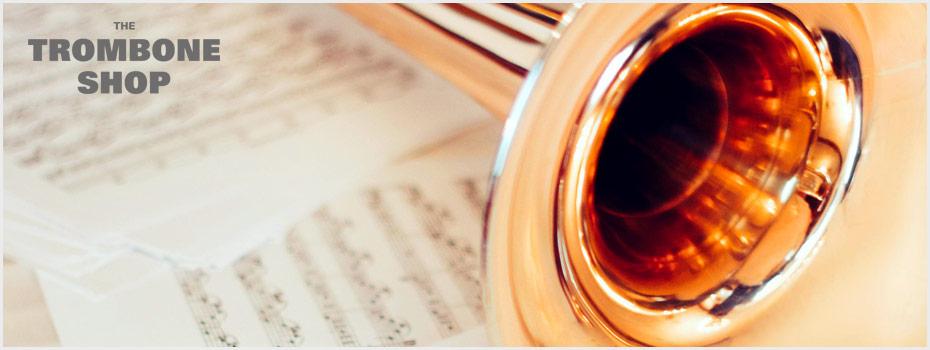 Trombone Shop header