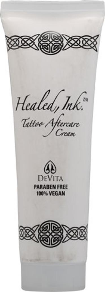 DeVita Skin Care Healed Ink Tattoo Aftercare Cream, 2.5oz