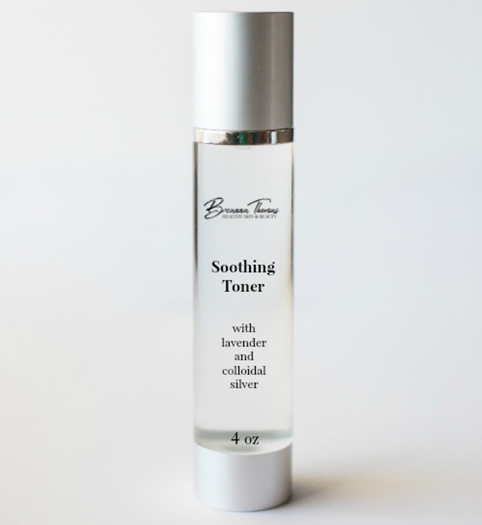 Soothing Toner with Lavender and Colloidal Silver
