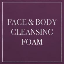 Face & Body Cleansing Foam