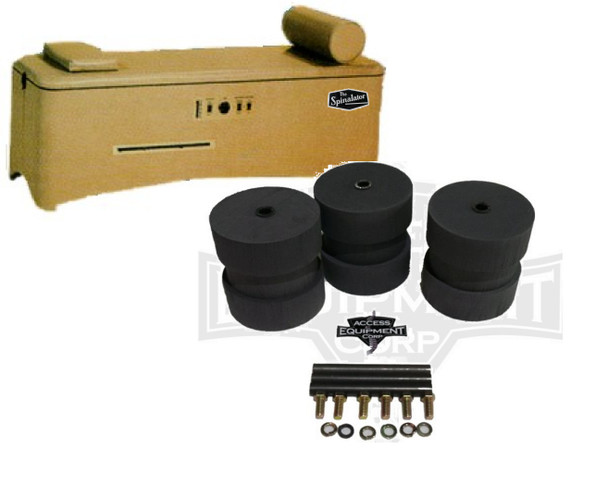 Spinalator Rollers