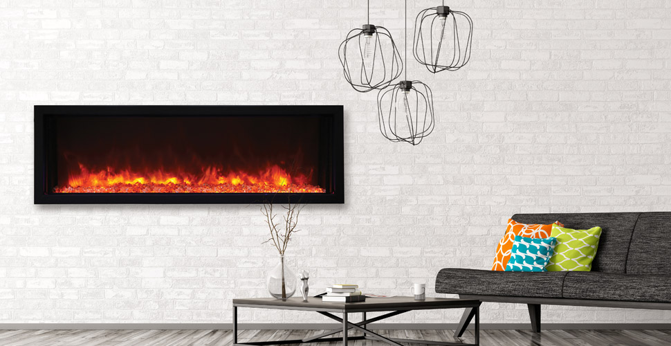 Amantii xs-50 electric fireplace