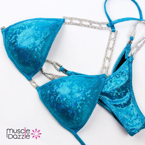 Aqua Reflect Competition Bikini (TQ03)