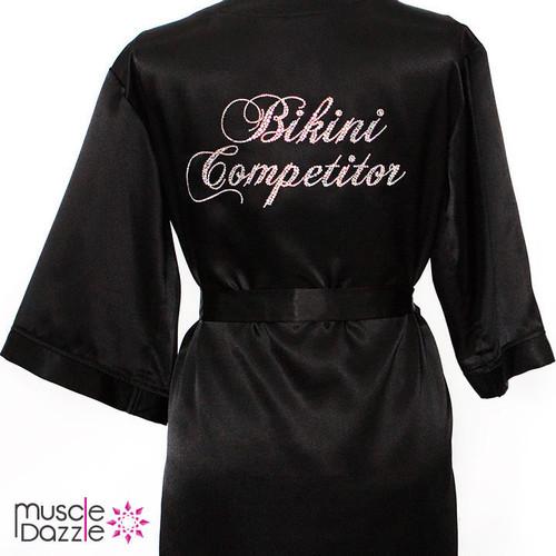 Bikini Competitor Robe (RB007)