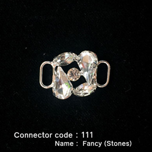 Middle Connector for Bikini Top - Fancy Style (111)