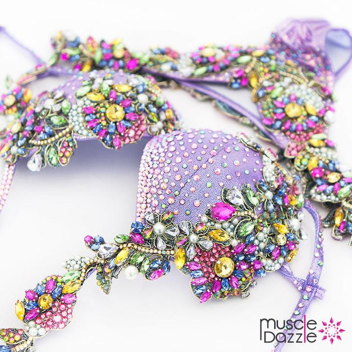 Diva couture competition bikini wbff for Diva couture