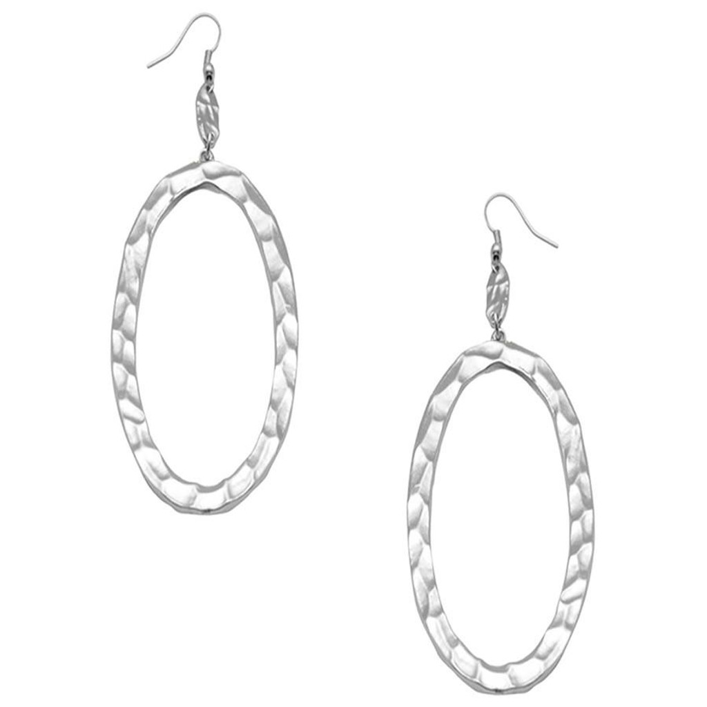 earrings collection tube jewelry com hoop dp oval silver curated amazon sterling length