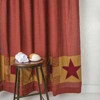 Ninepatch Shower Curtain