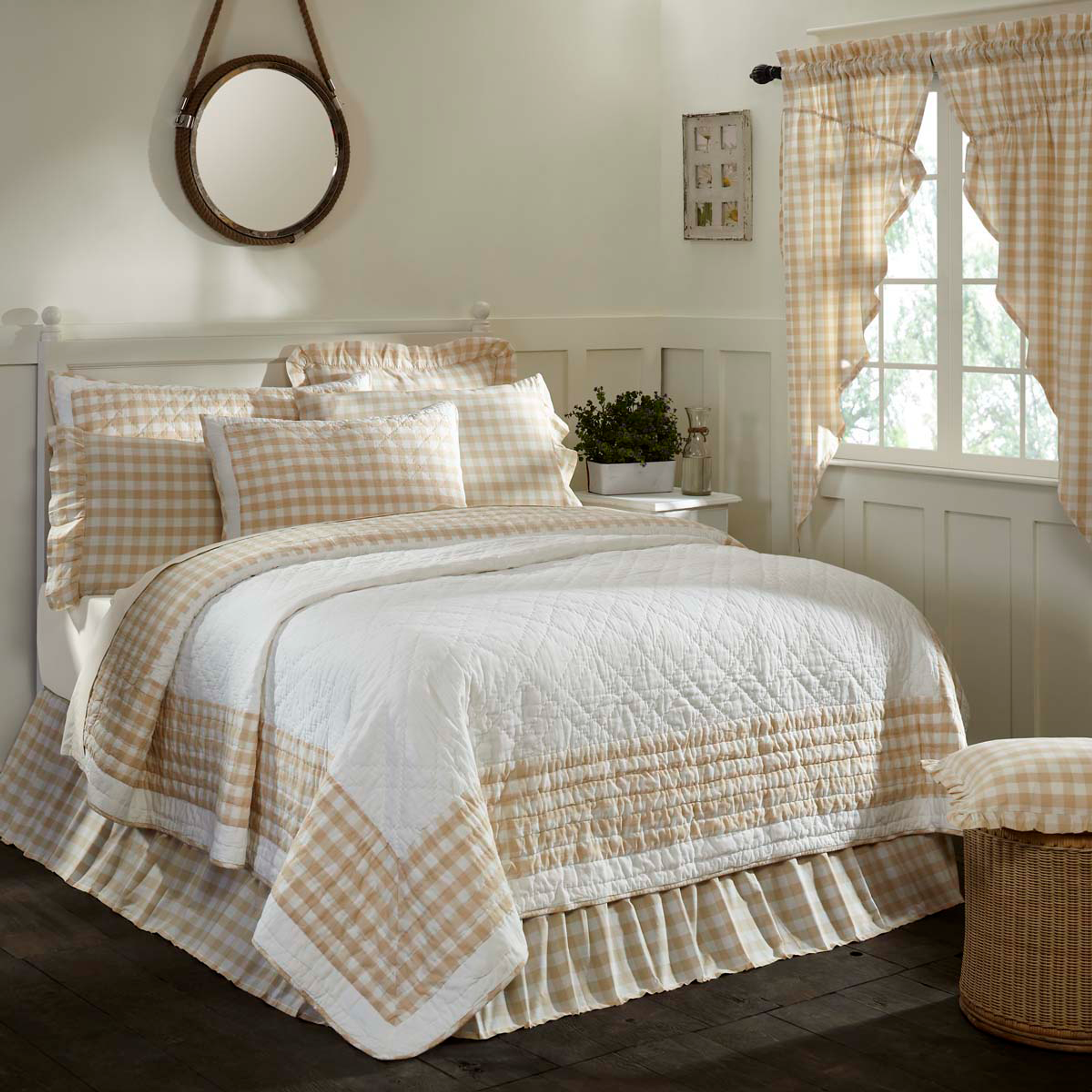 bedding overstock overseas piece product free amrapur covers shipping floral farmhouse comforter bath today duvet set