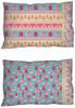Boho Baby Pillowcase -Pink