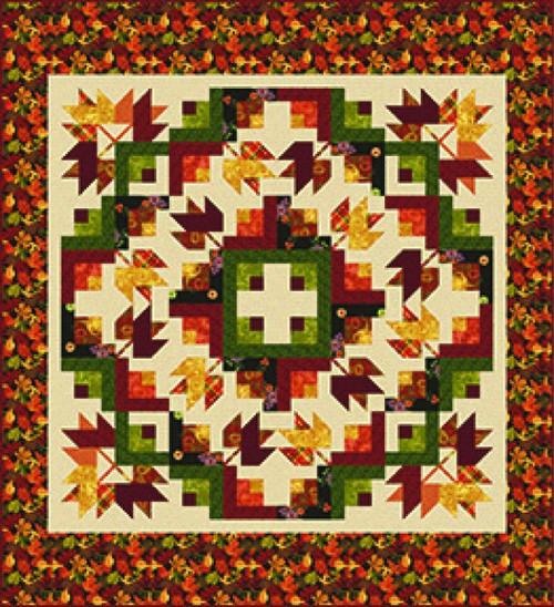 Autumn Abundance Quilt