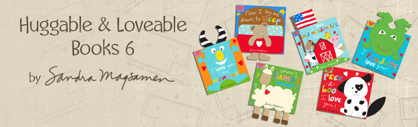 Huggable & Loveable Books 6