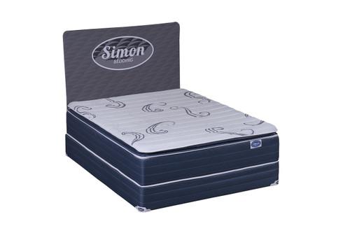 CASCADE - Pillow Top Foam Encased Gel Mattress