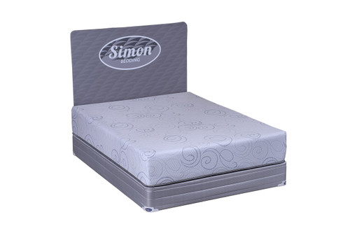 "EMBRACE - 12"" Memory Gel Mattress"