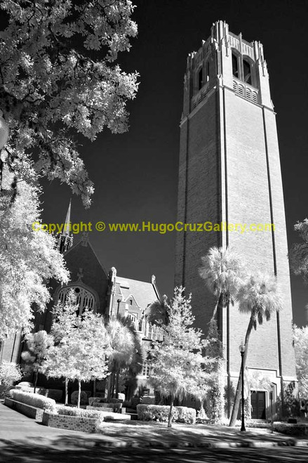 """""""Century Tower"""" ● Infrared Photography"""
