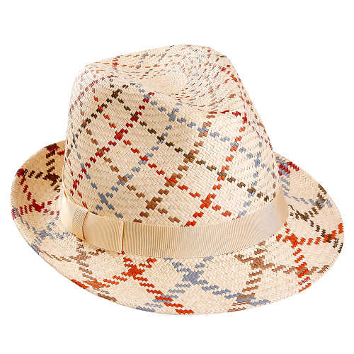 Ladies Jenny Trilby Panama Hat - Assorted designs