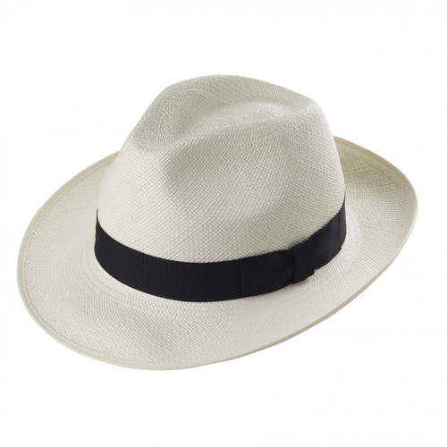 Down Brim Trilby - Brisa 3/5 in Almond