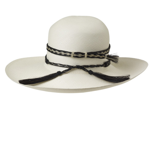 Adjustable Horsehair Hat Band