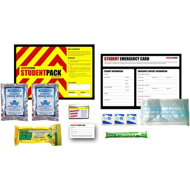 School Emergency Kits Prepare Your Classroom For Emergencies