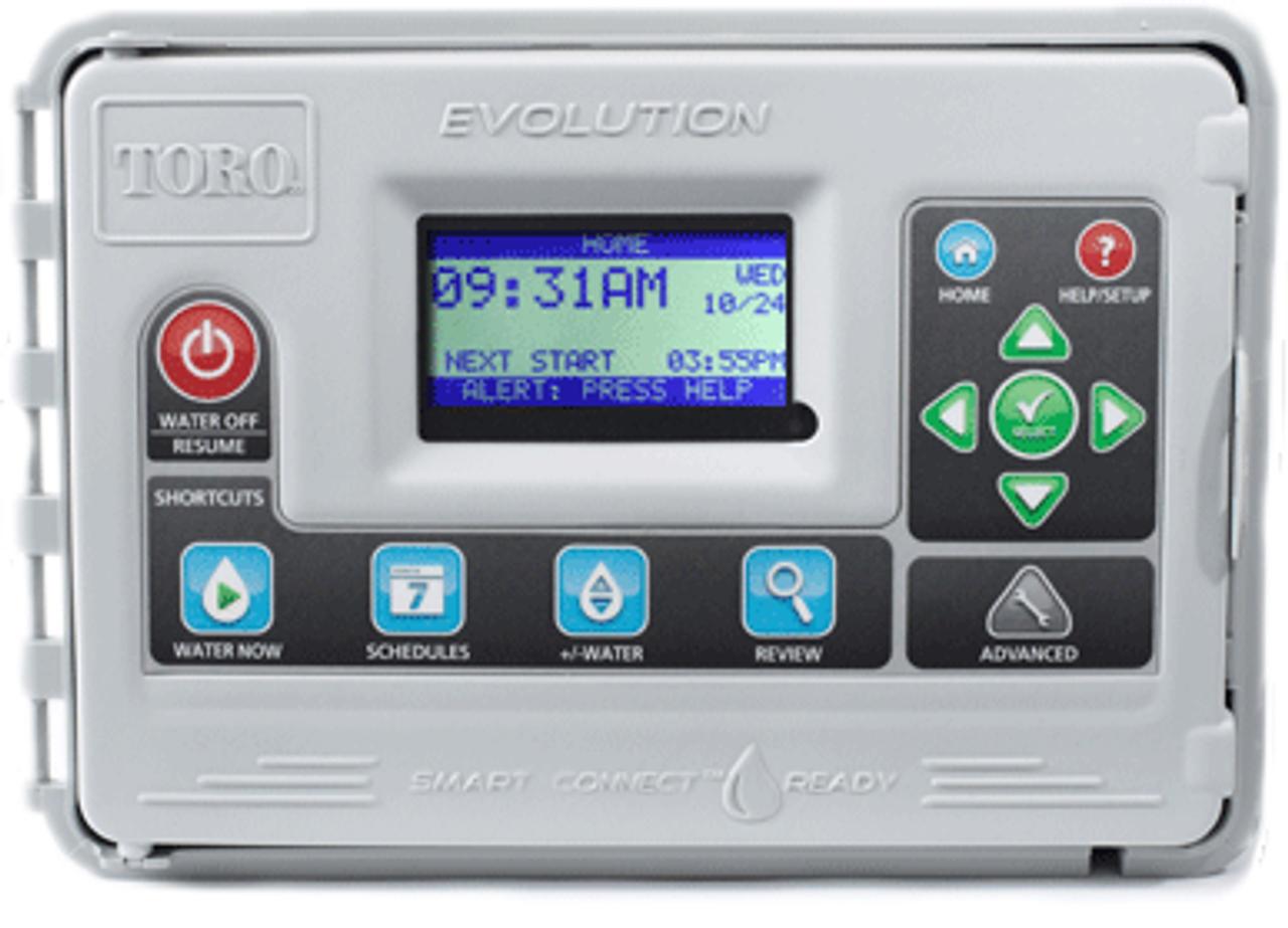 Toro Evolution Series Modular Irrigation Controller