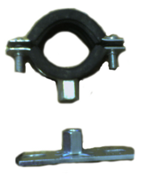 Flamco Lined Ring Pipe Clamps