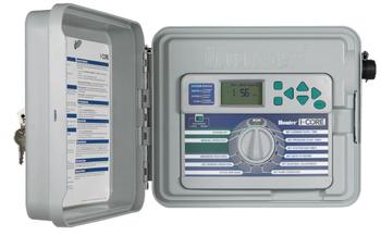 Hunter I-Core Irrigation Control Panel