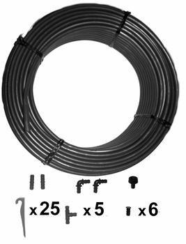 50mtr 12mm Drip Line Watering Kit