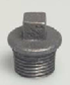 Black Iron Steel Bung/Plug