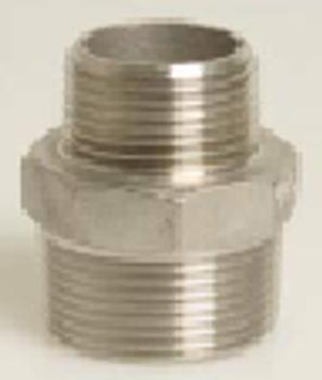 Stainless Steel 316 Threaded Reducing Nipple