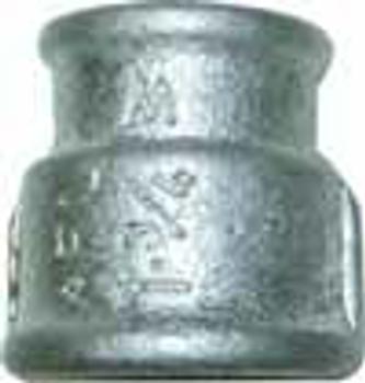 Galvanised Reducing Socket