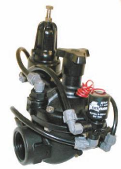 "Bermad 200 Series  24V AC Pressure Regulating Solenoid Valve 1 1/2"" and 2"""