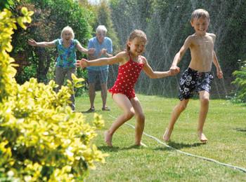 Hozelock Sprinkler Hose