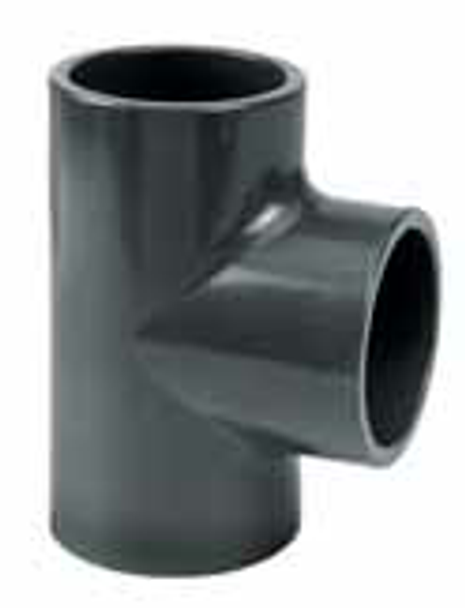 PVC Tee Glue Fitting