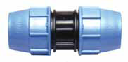 Unidelta Compression Pipe Fittings