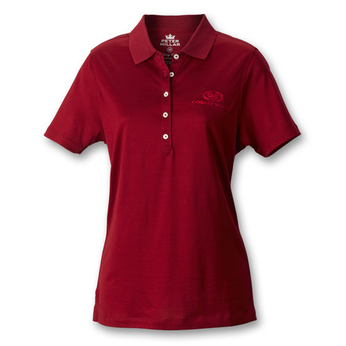 A293 Ladies' Peter Millar Polo