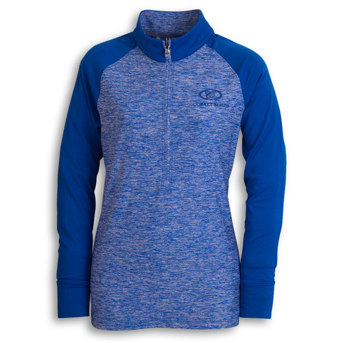 Ladies' Under Armour Twist Quarter Zip