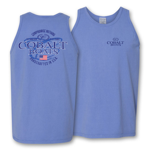 A397 Garment Washed Tank