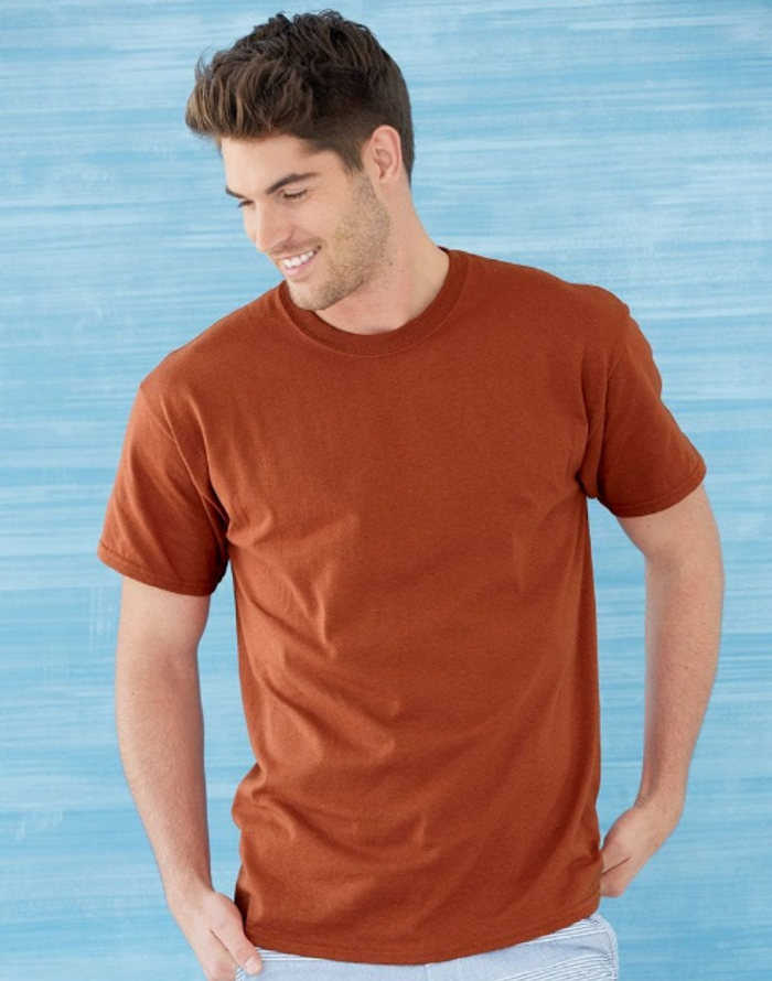 Gildan Short Sleeve Tees ($3.50-1.42)
