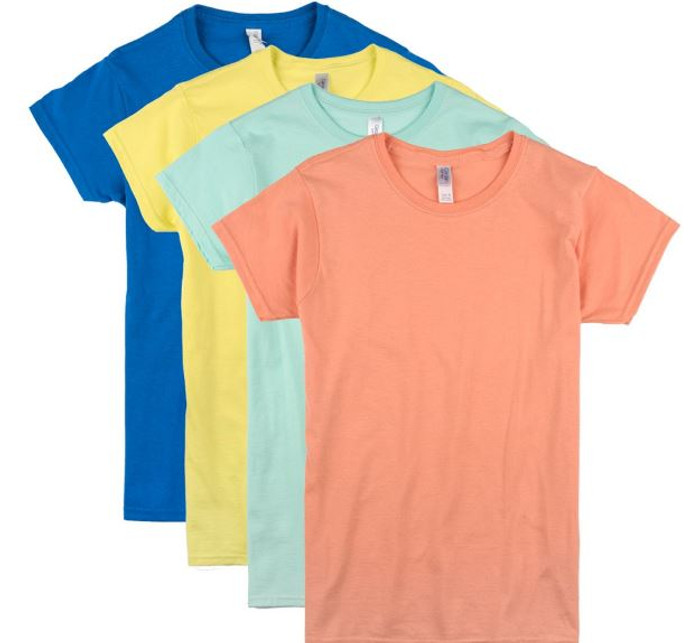 Ladies Assorted T-shirts (Pre-pack)