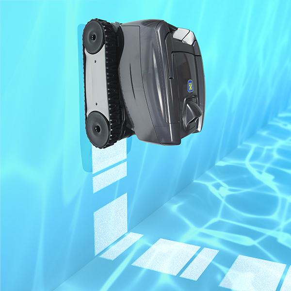 zodiac OT15 Robotic Pool Cleaner Wall Climbing