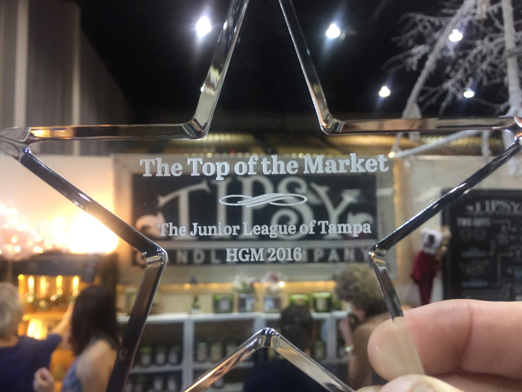TOP of THE MARKET  2nd years in a row!