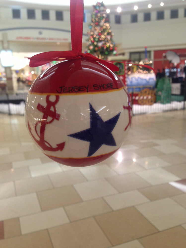 Anchor Star Ornament