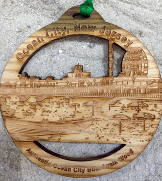 Ocean City Ornament *SOLD OUT*