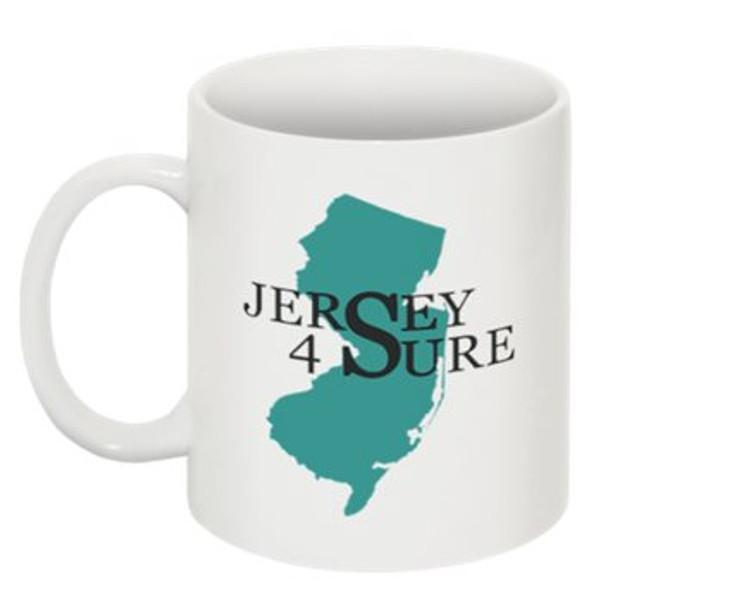 Jersey 4 Sure Mug Teal