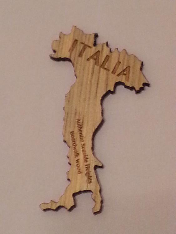 Italia Italy Magnet