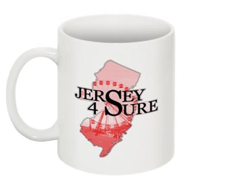 Jersey 4 Sure Red Ferris Wheel Mug