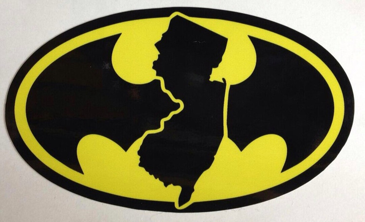 Jersey4Sure Batman Sticker