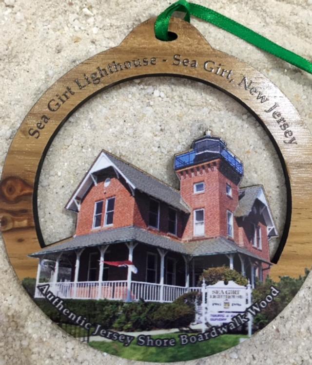 Sea Girt Lighthouse Ornament