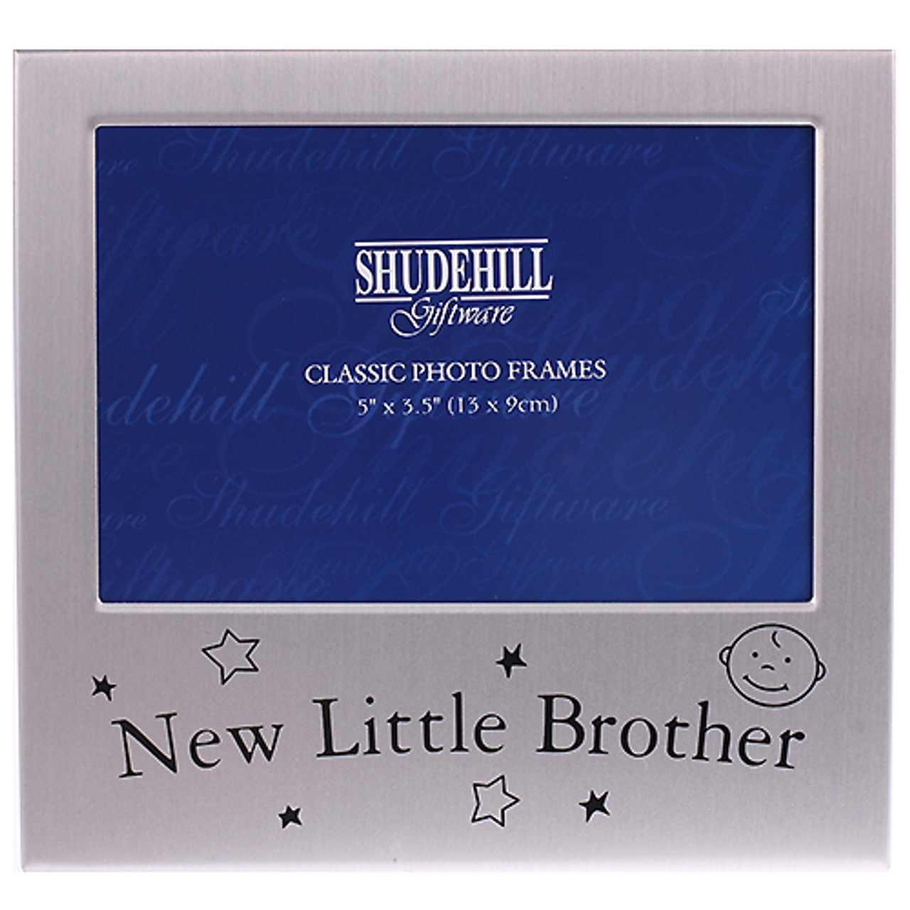 New Little Brother Photo Frame - Baby Celebrations