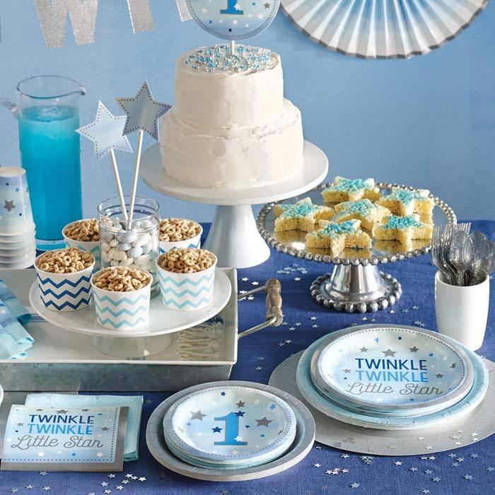 1st birthday party supplies baby celebrations